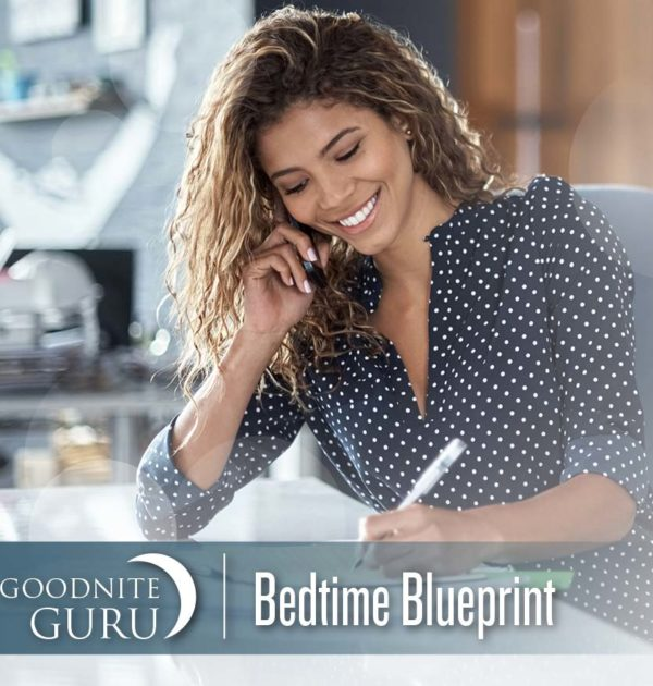 Bedtime Blueprint Product Image